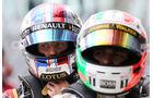 Grosjean & Perez - Formel 1 - GP USA - 16. November 2013