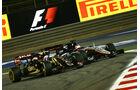 Grosjean vs. Hülkenberg - GP Bahrain 2015