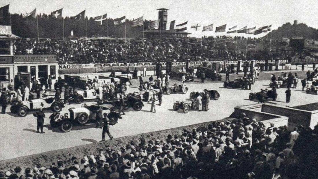 Großer Preis von Deutschland Nürburgring Grand Prix (1929)