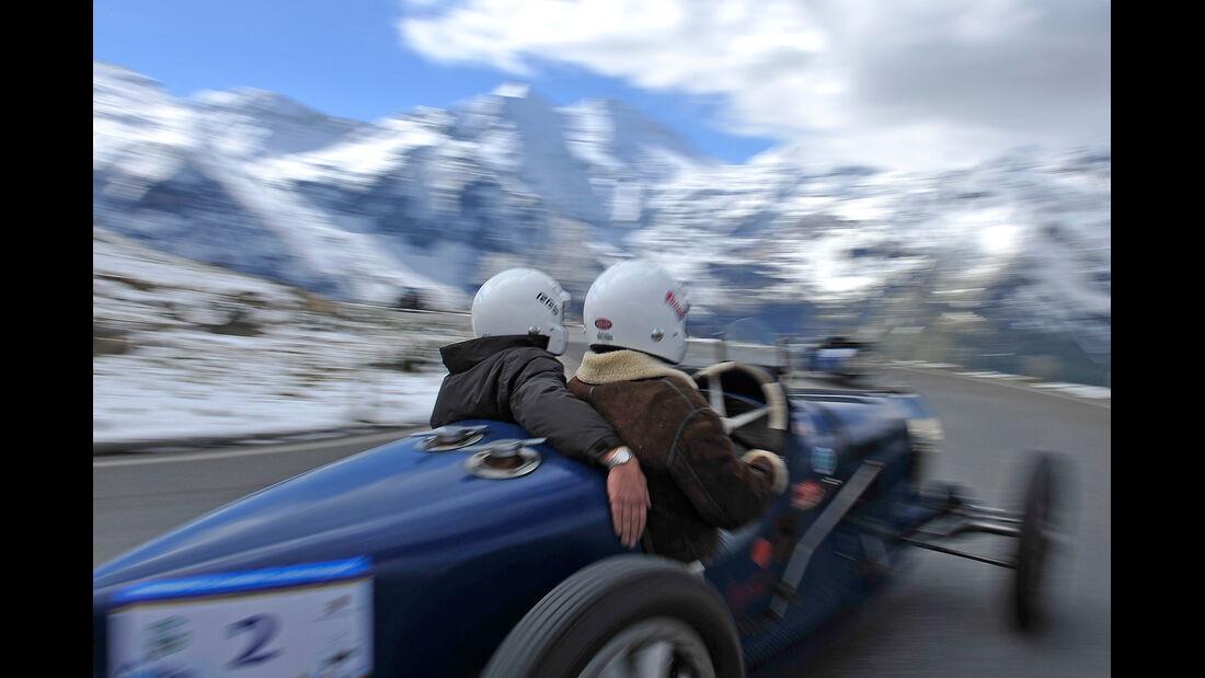 Großglockner Grand Prix, Bugatti 35