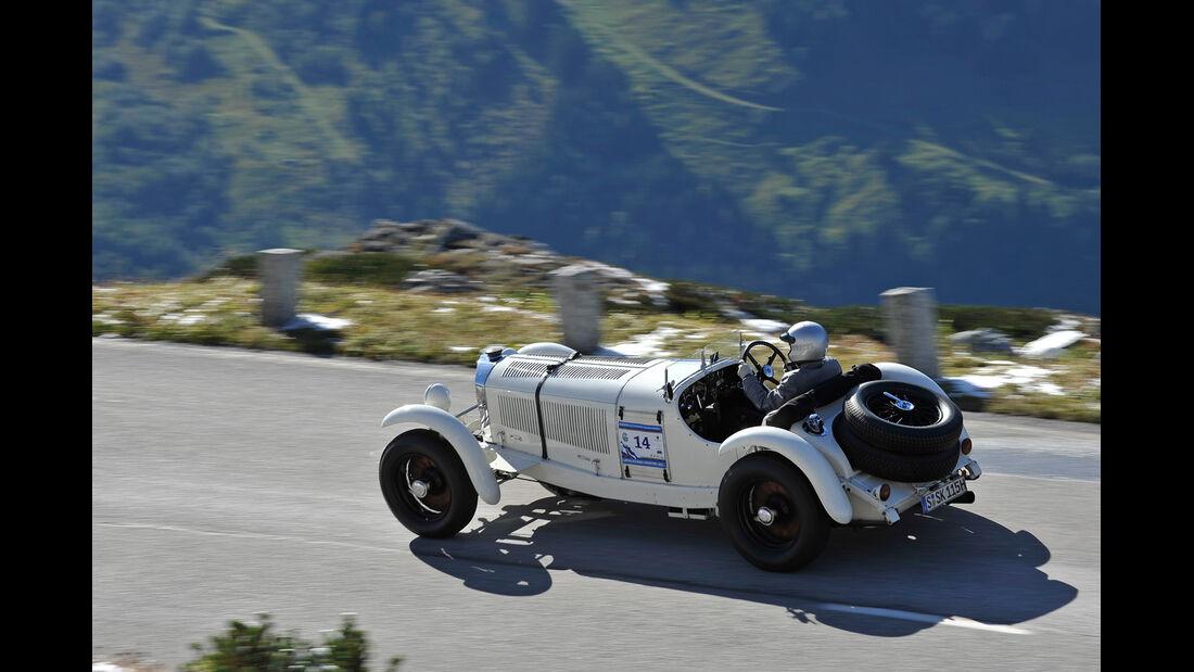 Großglockner Grand Prix, Mercedes SSK