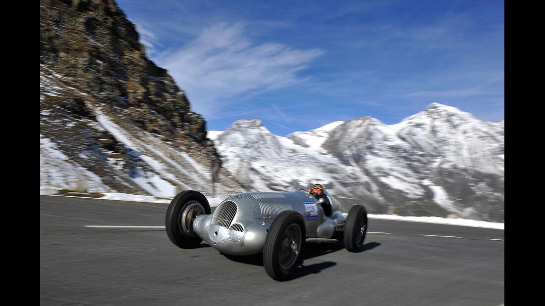 Großglockner Grand Prix, Mercedes W 125