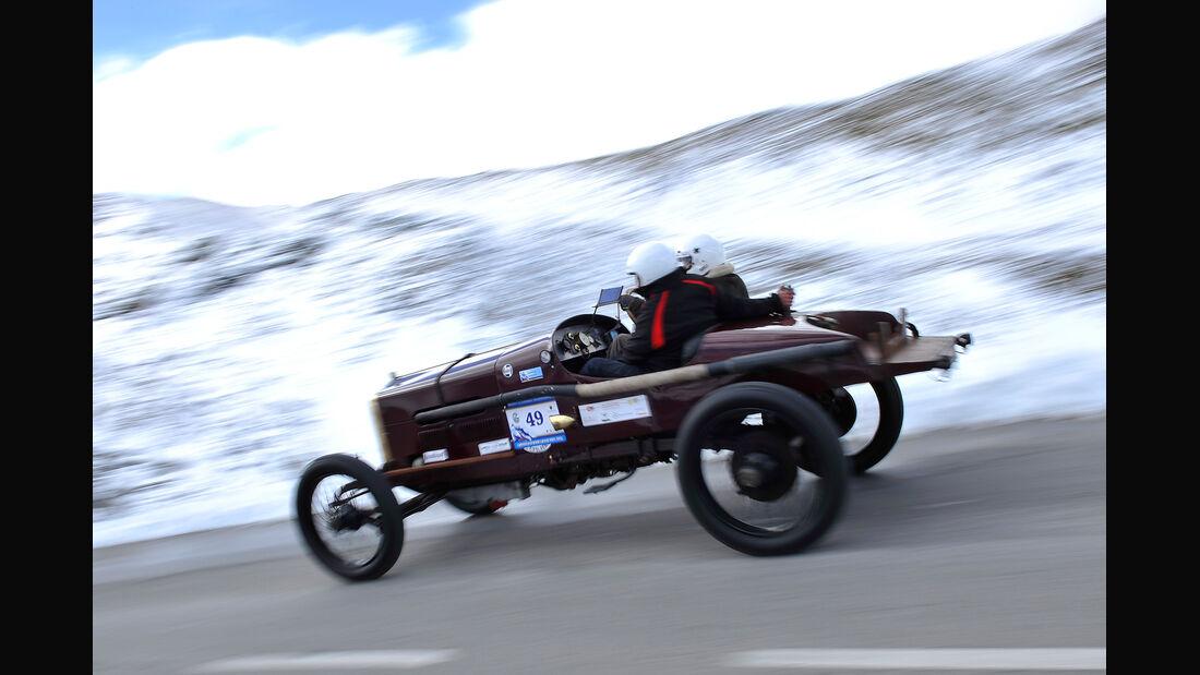 Großglockner Grand Prix, Minerva NN Aster 6.5