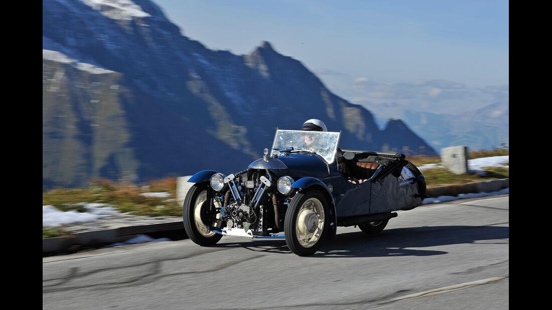 Großglockner Grand Prix, Morgan Threewheeler