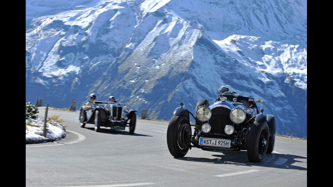 Großglockner Grand Prix, Rennszene, Berge