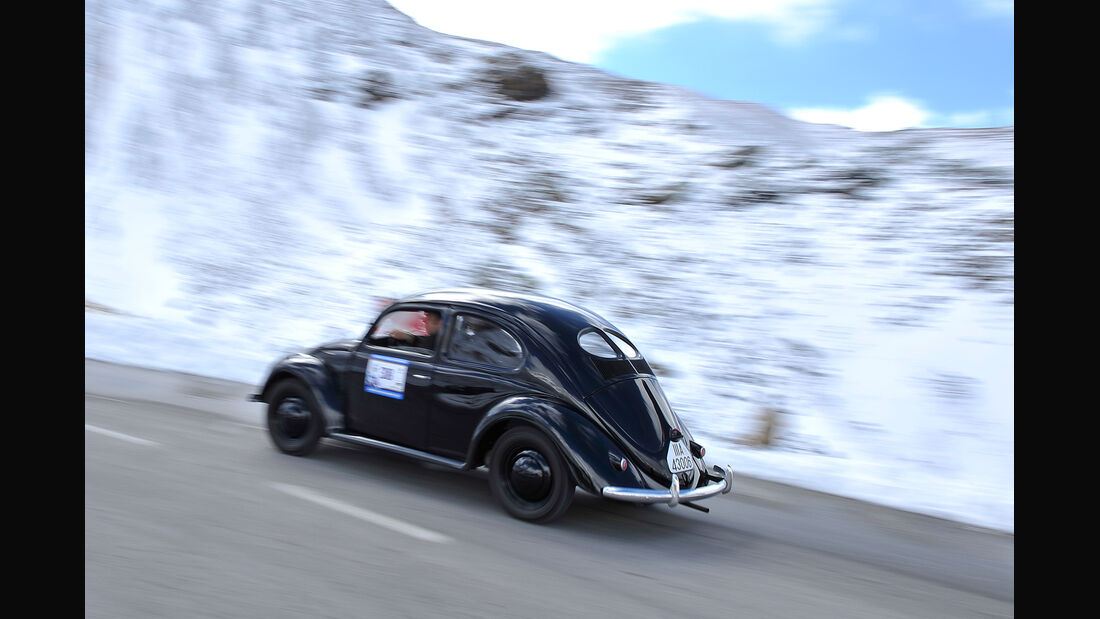 Großglockner Grand Prix, VW Käfer, Prototyp