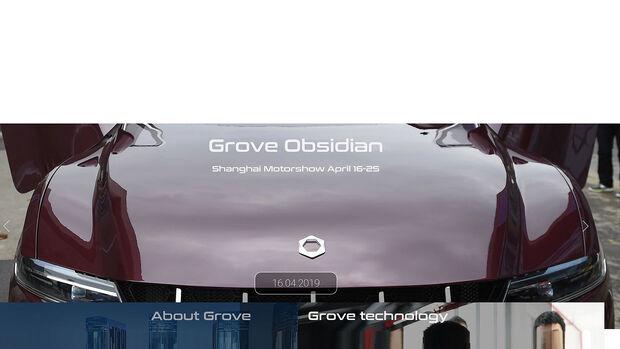 Grove Hydrogen Obsidian