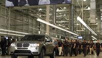 Grundhoff, Autopreise USA, BMW, Spartanburg