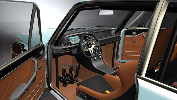 Gruppe5 BMW 2002 Rendering