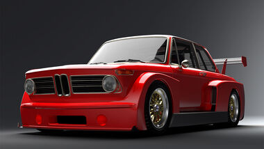 Gruppe5 BMW 2002 Rendering