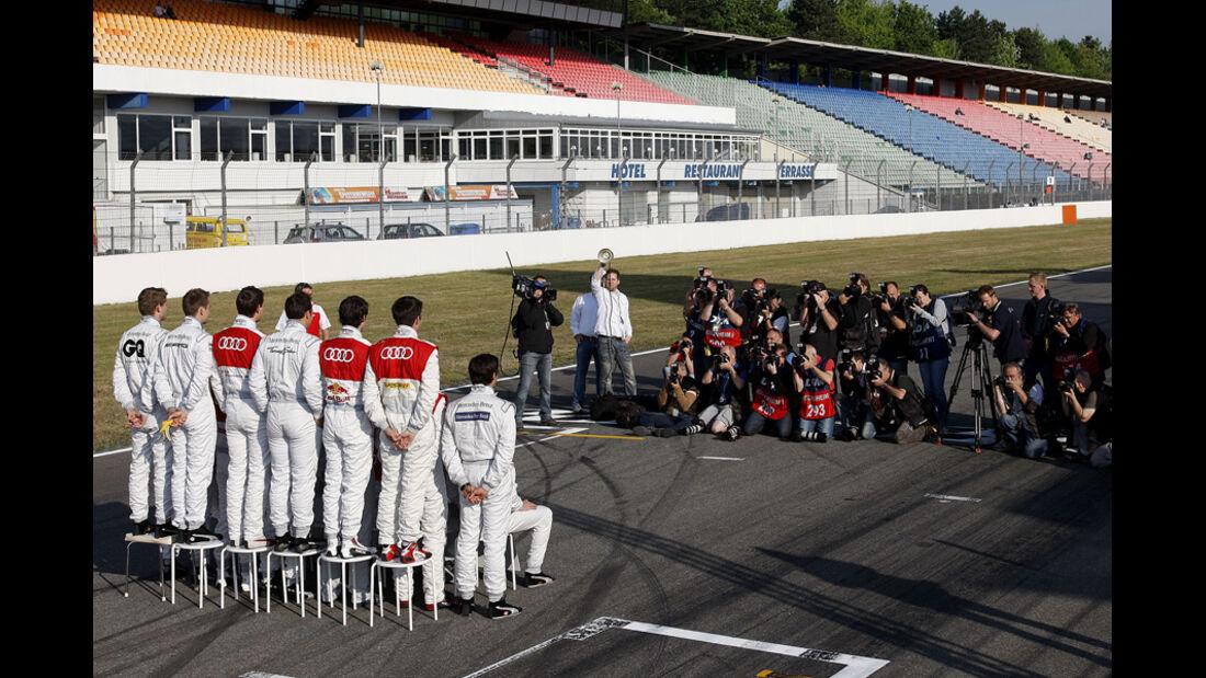 Gruppenbild DTM 2011