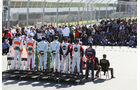Gruppenfoto GP Australien 2011