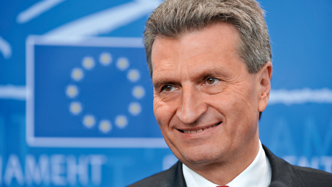 Günther Oettinger, Eco0911, Im Profil, Interview