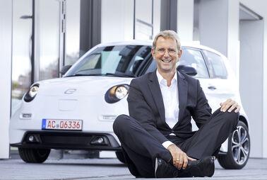 Günther Schuh verlässt den E-Auto-Hersteller