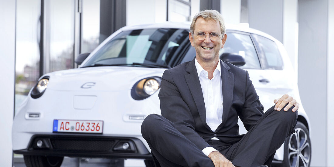 Günther Schuh, StreetScooter, e.Go Elektroauto