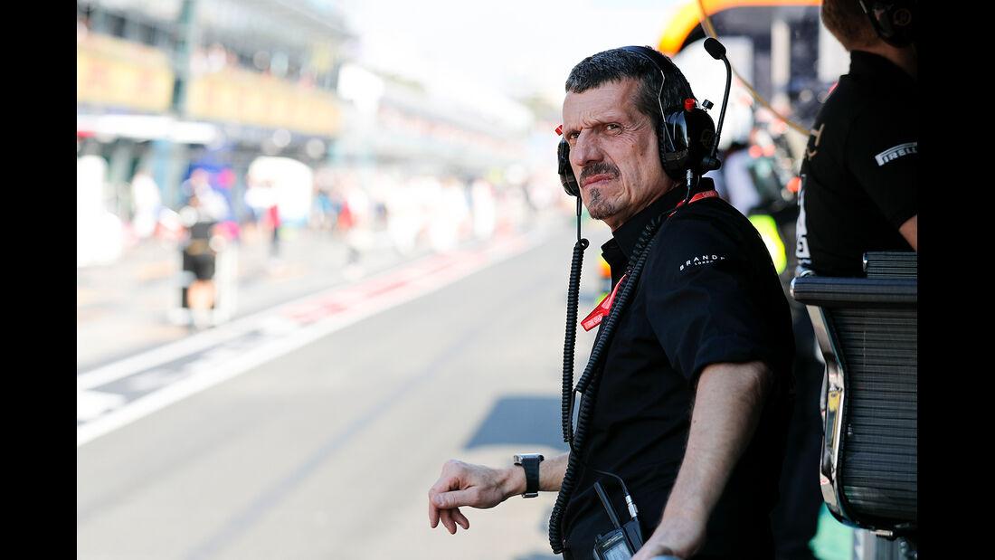Guenther Steiner - Formel 1 - GP Australien 2019