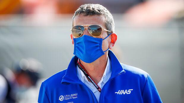 Guenther Steiner - GP Niederlande 20211