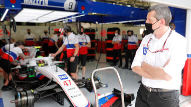 Guenther Steiner - Haas - Formel 1 - 2021