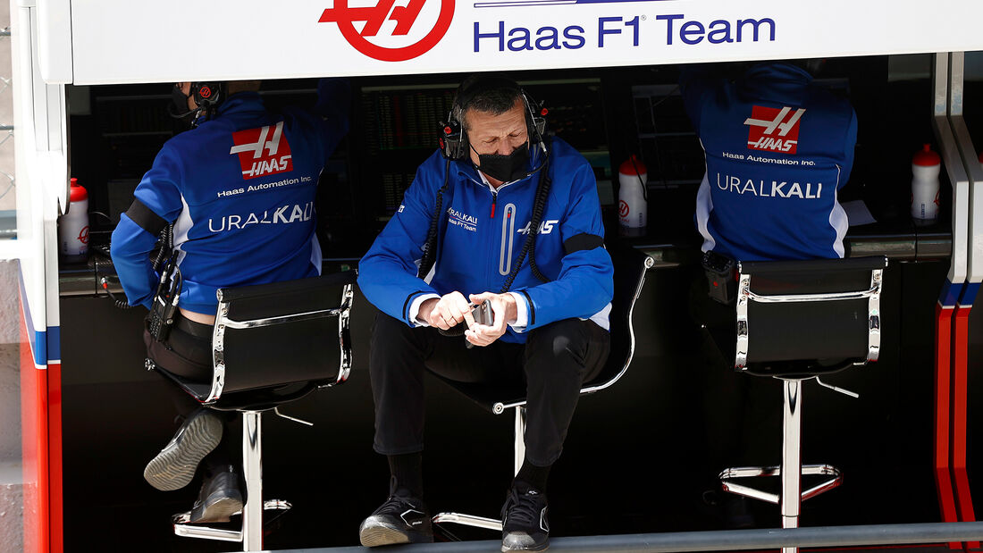 Guenther Steiner - Haas - GP Portugal - Portimao - 1. Mai 2021
