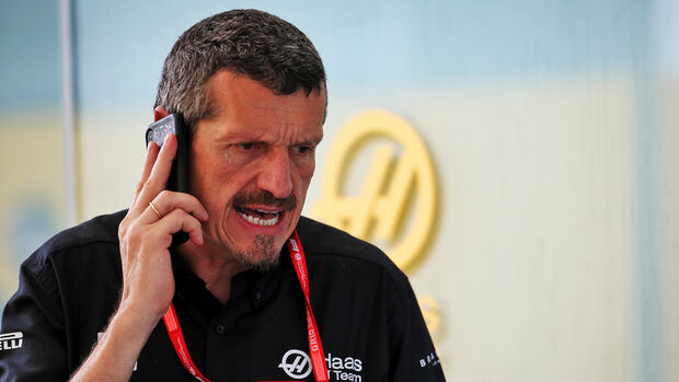Guenther Steiner - HaasF1