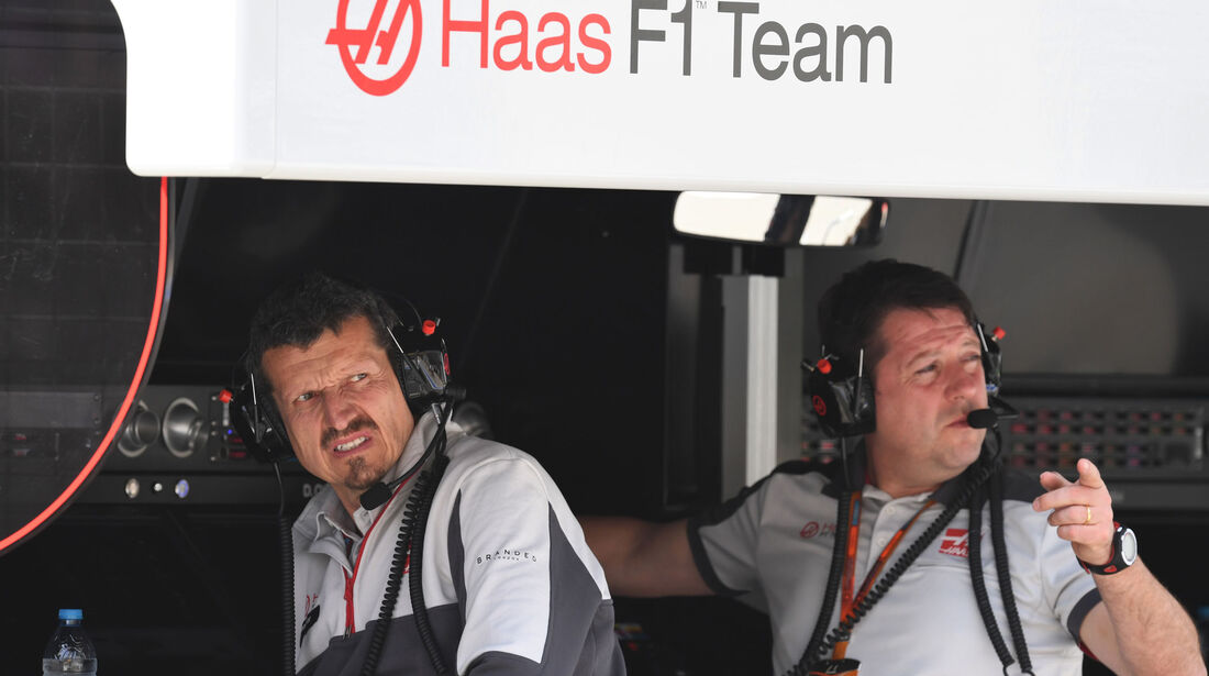 Guenther Steiner - HaasF1 - GP China - Shanghai - Freitag - 15.4.2016