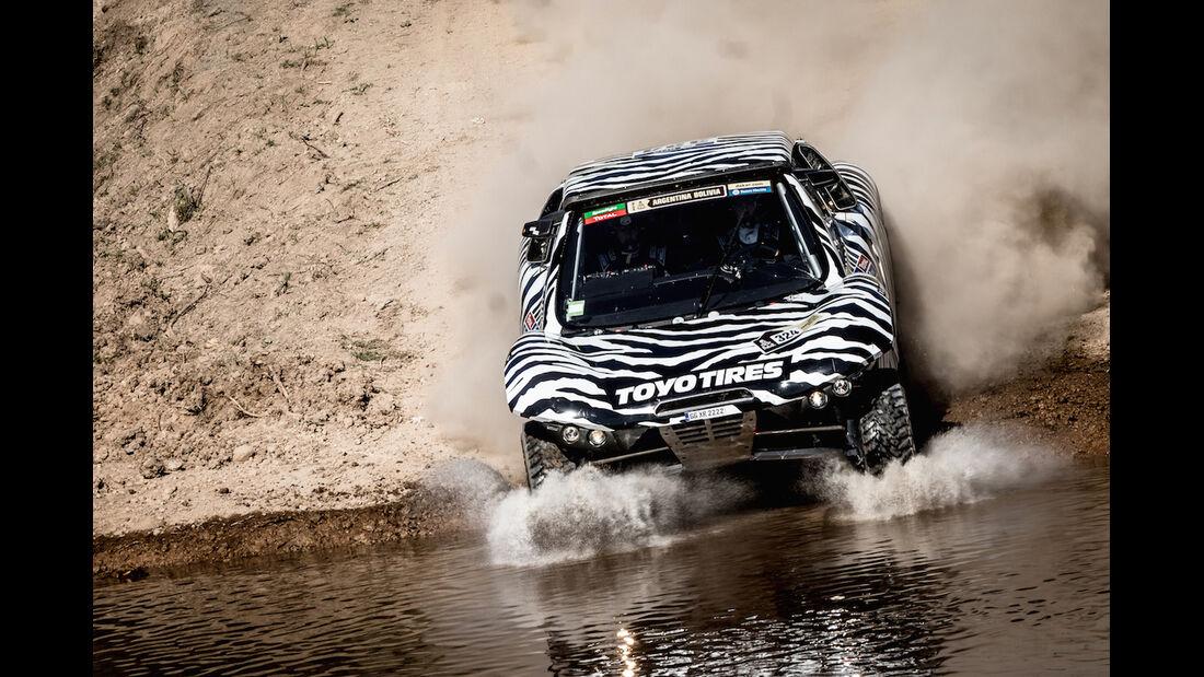 Guerlain Chicherit - Dakar 2016