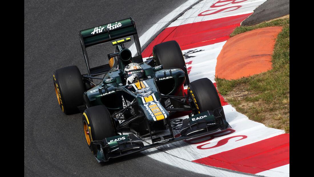 Guiedo van der Garde - Caterham - Formel 1 - GP Korea - 12. Oktober 2012