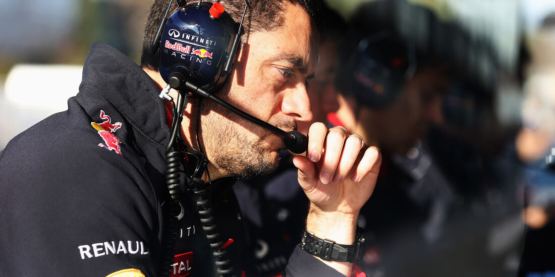 Guillaume Rocquelin - Red Bull - 2014