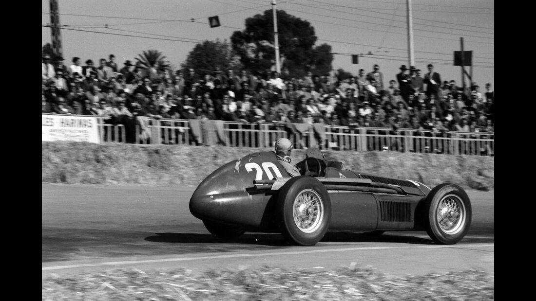 Guiseppe Farina - Alfa Romeo 159 - GP Spanien 1951