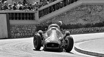 Guiseppe Farina - Ferrari 625 - Monaco 1955