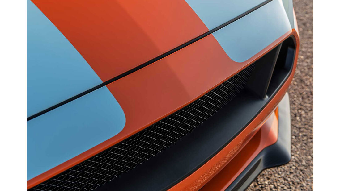 Gulf Heritage Ford Mustang Limited Edition