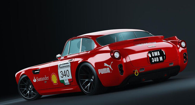 Gullwing America Ferrari 340 M/C