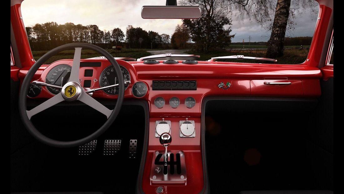 Gullwing America Ferrari F 340 Competizione