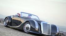 Gullwing America, GWA 300 SLC