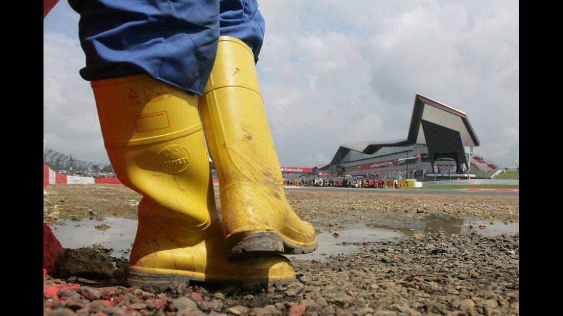 Gummistiefel F1 Fun Pics 2012