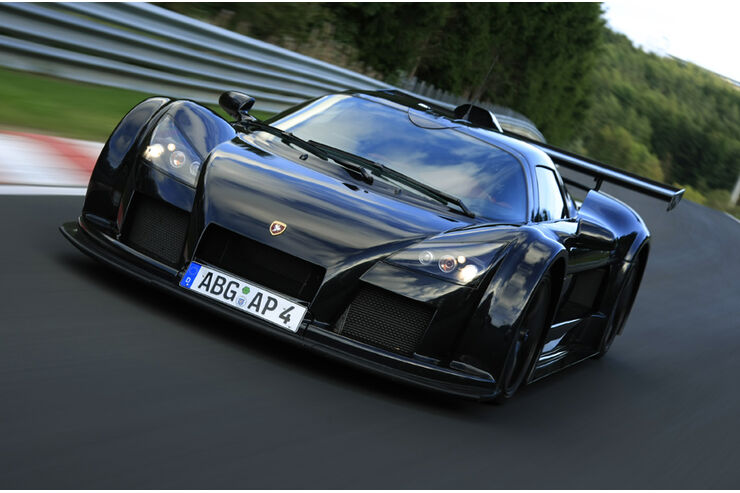 gumpert apollo auto motor und sport. Black Bedroom Furniture Sets. Home Design Ideas