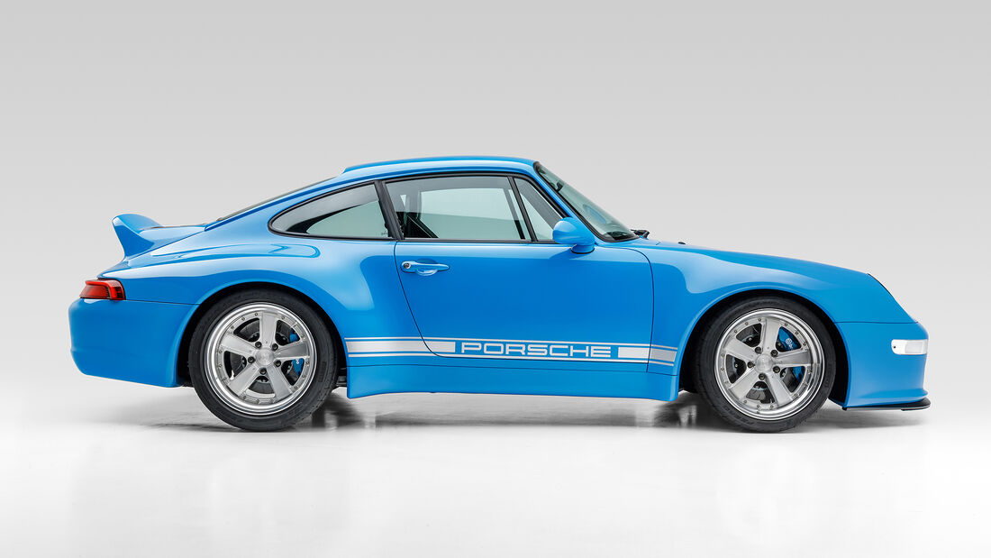 """Gunther Werks' 993 400R """"Mexico Commission"""""""