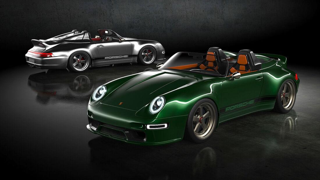 Gunther Werks Porsche 993 Speedster