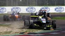 Gustavo Menezes - Formel 3 EM - Imola - 2014