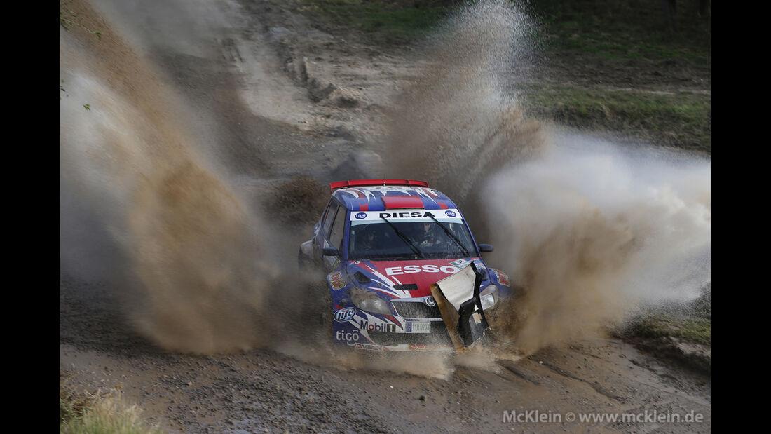 Gustavo Saba - WRC - Rallye Argentinien 2015