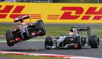 Gutierrez vs. Maldonado - GP England 2014