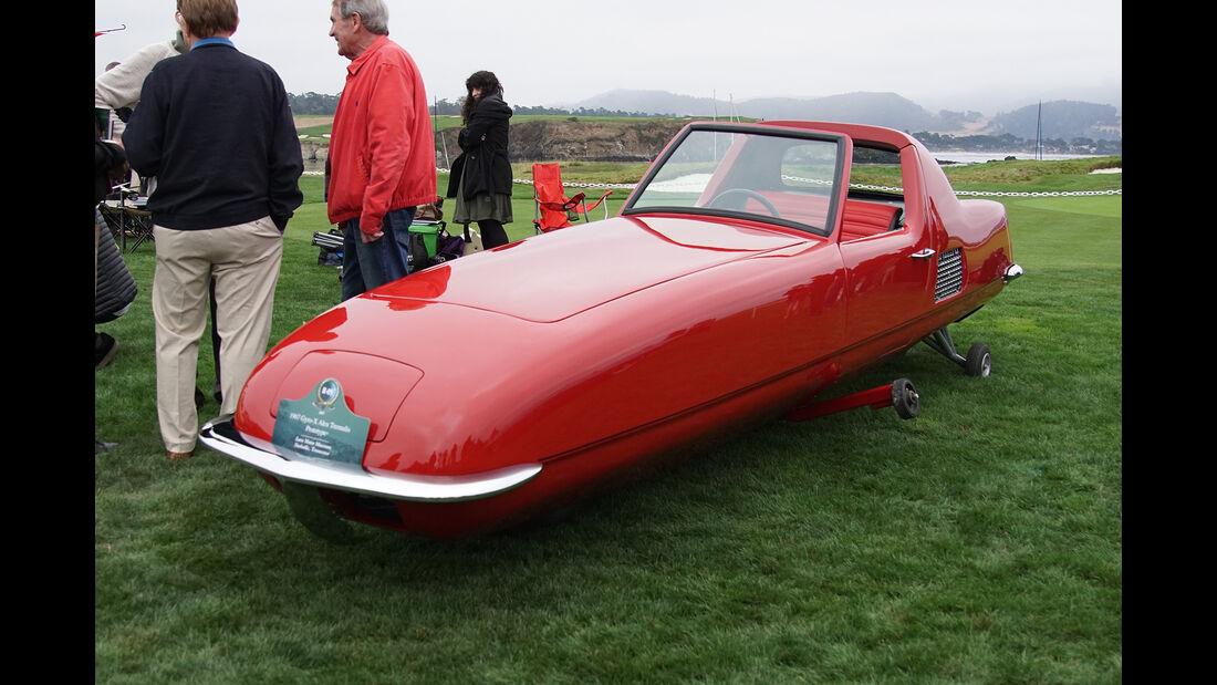 Gyro-X Alex Tremulis Prototype