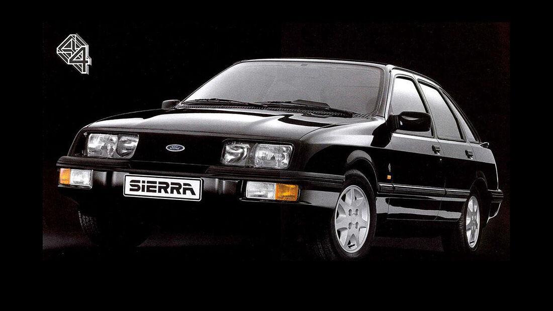 H-Kennzeichen 2015: Ford Sierra XR 4x4