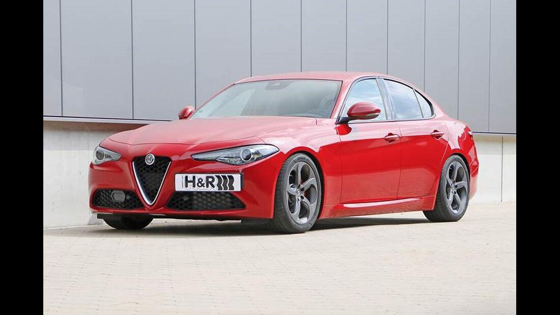 H&R Alfa Romeo Giulia