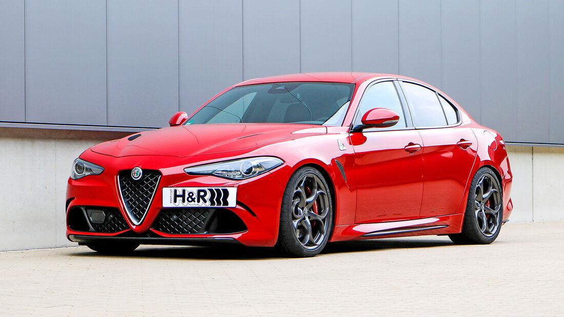 H&R Alfa Romeo Quadrifoglio