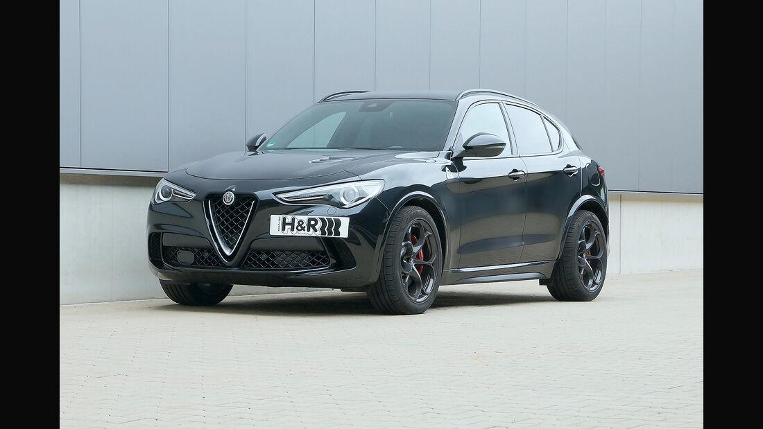 H&R Alfa-Romeo Stelvio Quadrifoglio