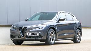H&R Alfa Romeo Stelvio
