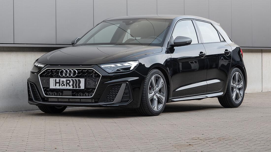 H&R Audi A1