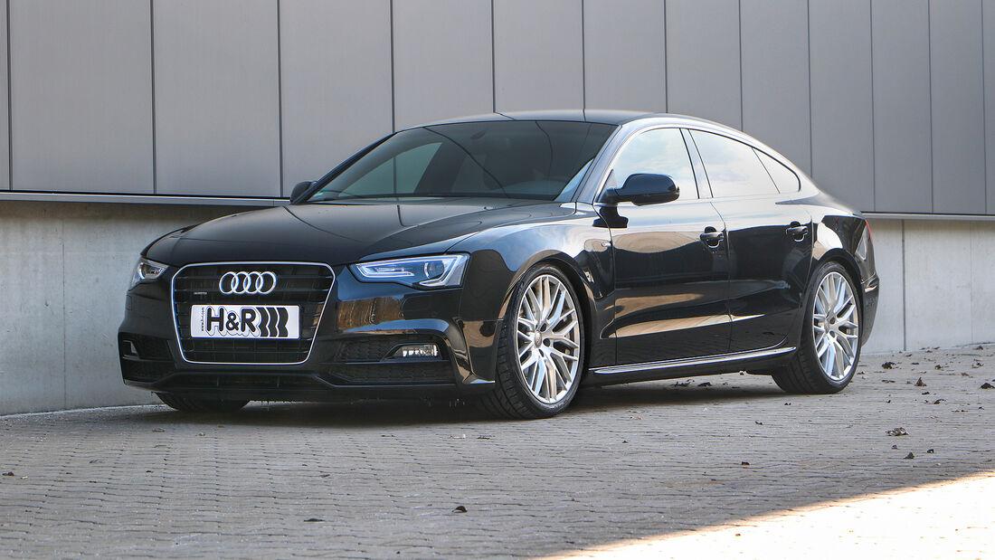 H&R Audi A5 Sportback B8