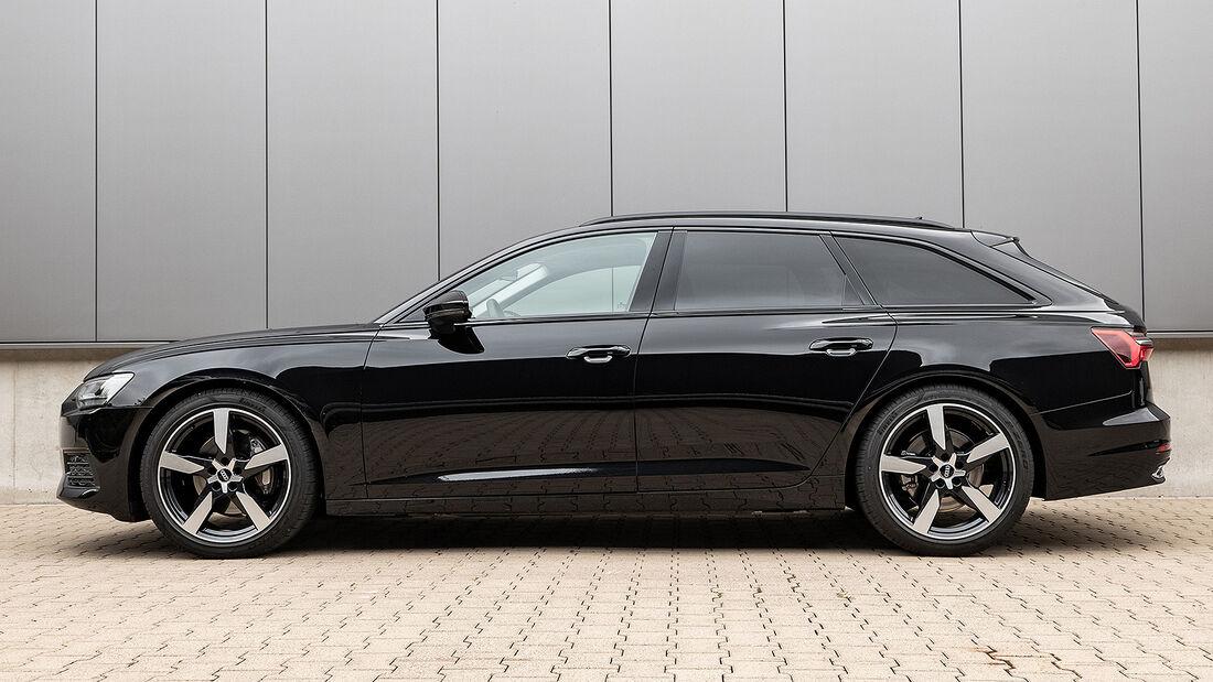 H&R Audi A6 Avant und Limousine